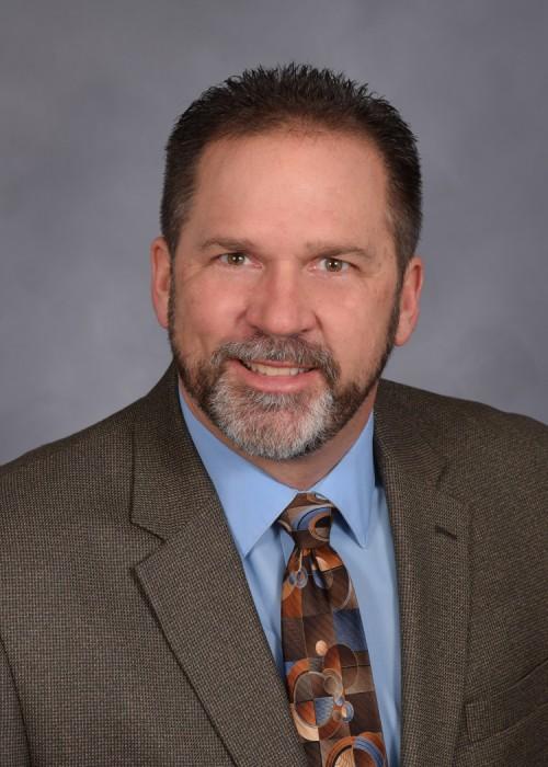 Headshot of Dean Vollmer