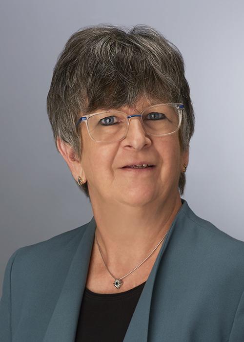 Headshot of Deb Geiger