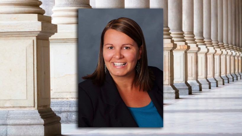 Fryman Promoted to Assistant Vice President