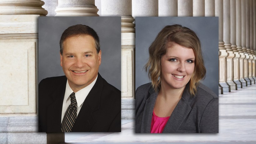 Gary Ryan and Deanna Respalje are Promoted